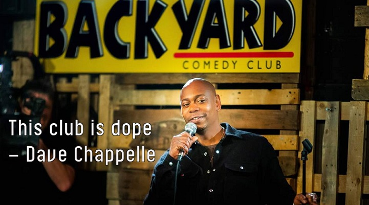 chappelle about page image
