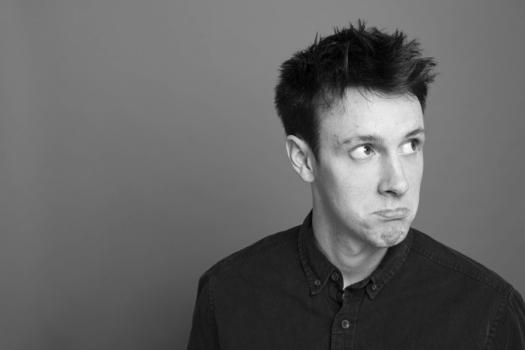Comedian Jamie Oliphant