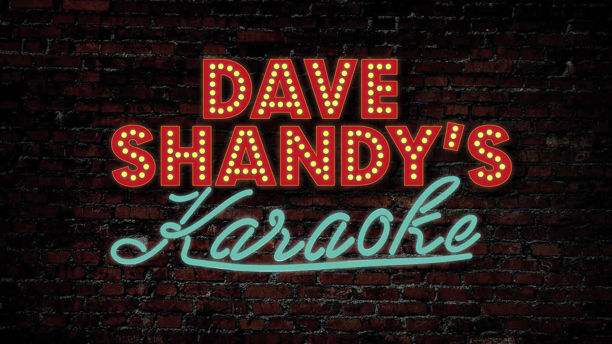 Dave Shandy's Late Night Karaoke