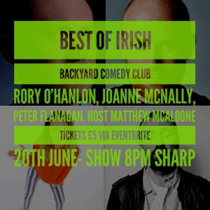 best of irish blurb june 18
