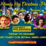 Comedy Unleashed December